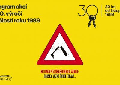 30 let od revoluce v Plzeňském kraji